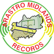 ARSTRO MIDLANDS RECORD LABEL LOGO